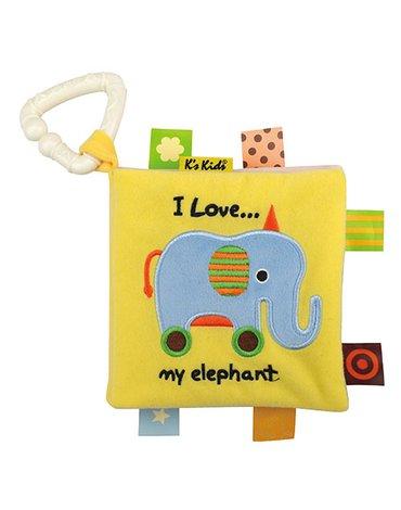 K's Kids First Developmental Toys - Książeczka edukacyjna - Pierwsze słowa dziecka