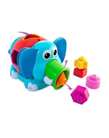 Miniland - zabawki edukacyjne - Zabawka edukacyjna Słonik sorter