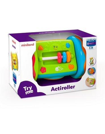 Miniland - zabawki edukacyjne - Zabawka edukacyjna Roler / Wałek