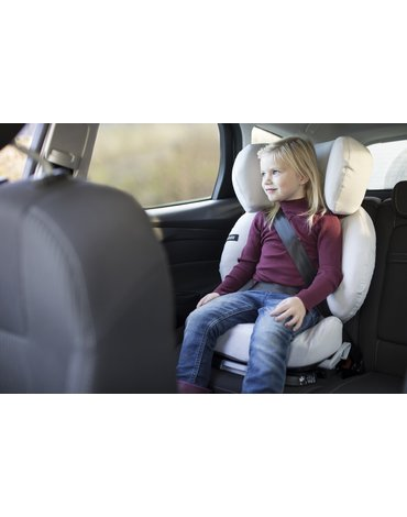 BeSafe akcesoria - Ochraniacz fotelika samochodowego iZi Up X3/fix - bambusowy