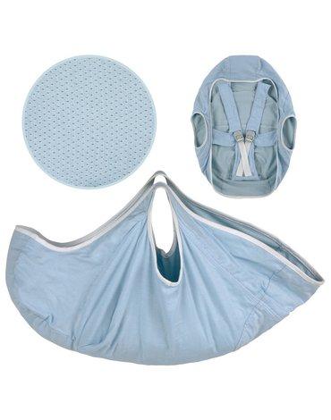 BeSafe tekstylia - iZi Transfer - niebieski