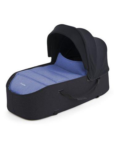 Gondola do wózka Bumprider Connect - czarna/niebieska