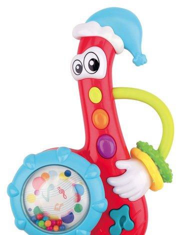 K's Kids Inteligent Toy - Zabawka muzyczna Saksofon