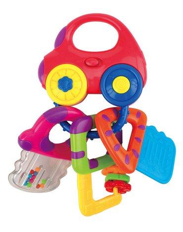 K's Kids Inteligent Toy - Zabawka muzyczna Klucze Brum Brum