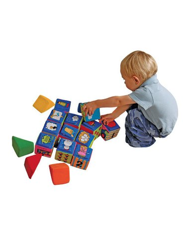 K's Kids - Edukacyjne klocki - puzzle