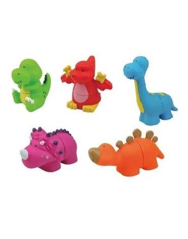 K's Kids - Klocki Popboblocs - dinozaur pomarańczowy