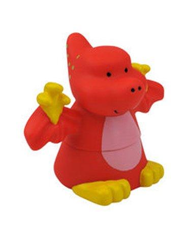 K's Kids - Klocki Popboblocs - dinozaur czerwony