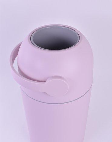 Magic - Kosz na zużyte pieluchy - różowy (na 25 pieluch) + worki