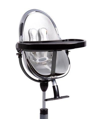 Bloom - Zestaw startowy - krzesełko Fresco Chrome - srebrny