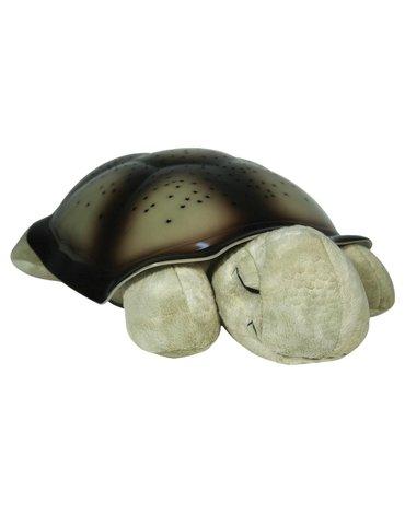 Cloud b®Twilight Turtle™ - Classic Mocha - Żółw - Lampka