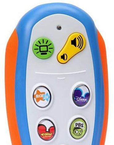 Comfy - iMote - Bezpieczny, programowalny pilot do TV dla dzieci