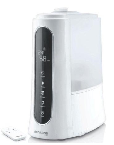 Miniland - Nawilżacz powietrza/ozonator Humitouch Pure
