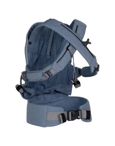 BeSafe tekstylia - Nosidełko dla dziecka BeSafe Haven - Premium - niebieski