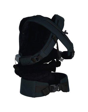 BeSafe tekstylia - Nosidełko dla dziecka BeSafe Haven - Basic - czarne