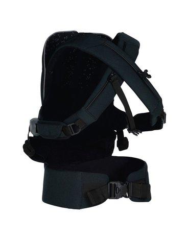 BeSafe tekstylia - Nosidełko dla dziecka BeSafe Haven - Premium - czarne