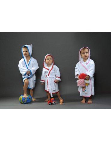 K's Kids - odzież - Szlafrok termofrotta Julia - rozmiar 122