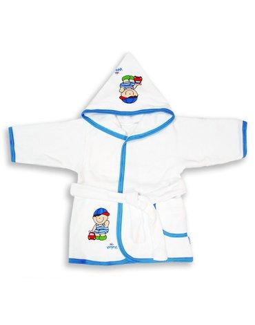 K's Kids - odzież - Szlafrok termofrotta Wayne - rozmiar 116