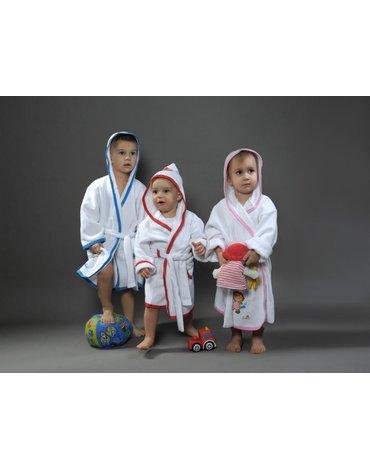 K's Kids - odzież - Szlafrok termofrotta Wayne - rozmiar 122