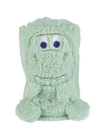 CuddleCo - Kocyk Comfi-Snuggle - Dinozaur Rocky