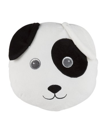 CuddleCo - Poduszka/mufka 2w1 Comfi-Snuggle - Piesek Patch