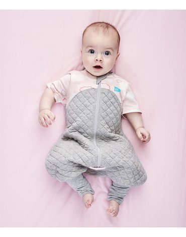 Piżama Love To Dream -6-12 miesięcy-różowa - ETAP 3 - 1.0 TOG Original