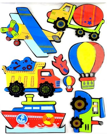 MARKO - Dekoracje Ścienne - Dekoracje ścienne - Pojazdy, Samoloty, Statki