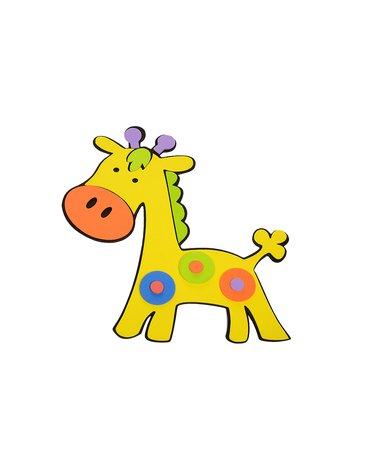 MARKO - Dekoracje Ścienne - Dekoracje ścienne - Słoń i Żyrafa