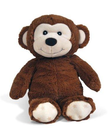 Cloud b®Hugginz™ Plush-Monkey - Pozytywka pluszowa Małpka