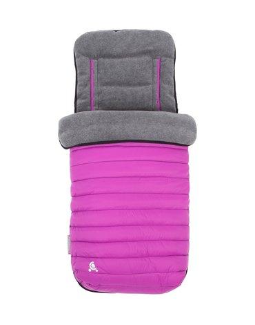 CuddleCo - Śpiworek Comfi-Snug 2w1 - różowy