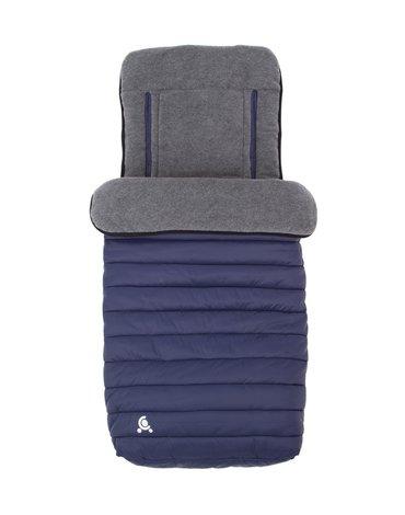 CuddleCo - Śpiworek Comfi-Snug 2w1 - granatowy