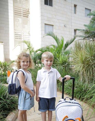 Plecak-walizka dla dziecka Tots - Lis