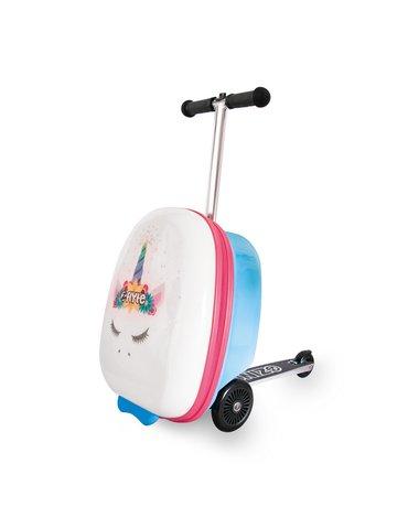 Flyte - Hulajnoga z walizką - Jednorożec Chloe