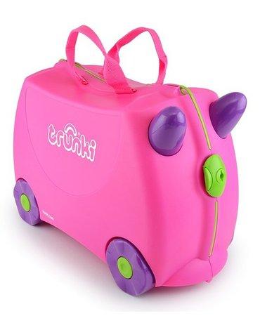 Trunki - Jeżdżąca walizeczka - Trixi
