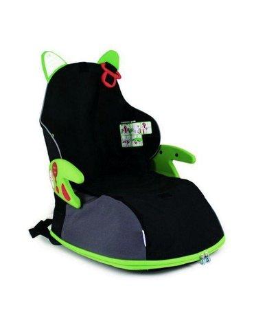 Trunki - Podstawka podwyższająca i plecak 2w1 - zielony