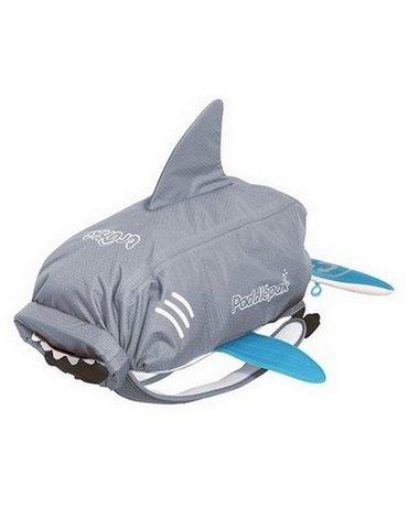 Trunki - Plecak wodoodporny - rekin Jaws