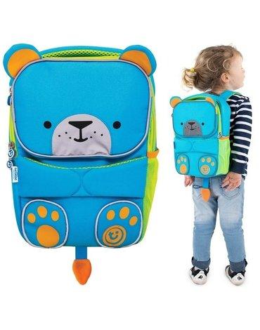 Plecak Toddlepak Trunki Bert - niebieski