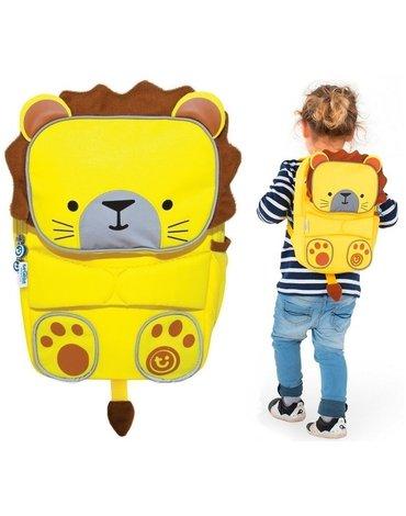Plecak Toddlepak Trunki Lew Leeroy - żółty
