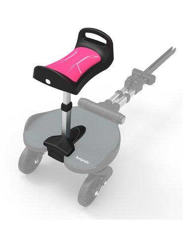 Bumprider - Siedzisko do dostawki dla starszego dziecka - różowe