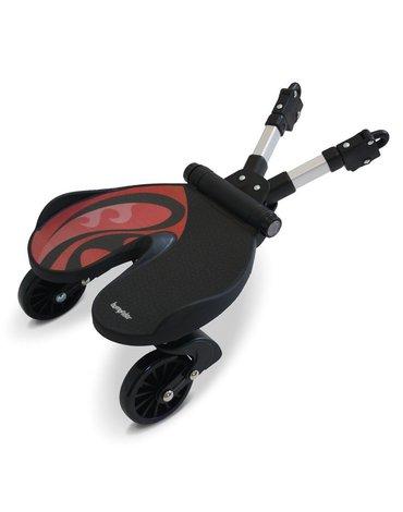 Bumprider - Dostawka do wózka dla starszego dziecka - czarny/czerwony