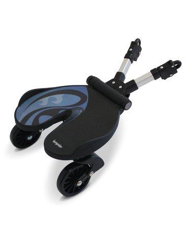 Bumprider - Dostawka do wózka dla starszego dziecka - czarny/niebieski