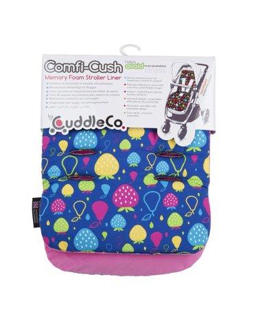 CuddleCo - Wkładka do wózka Comfi-Cush - Tutti Frutti