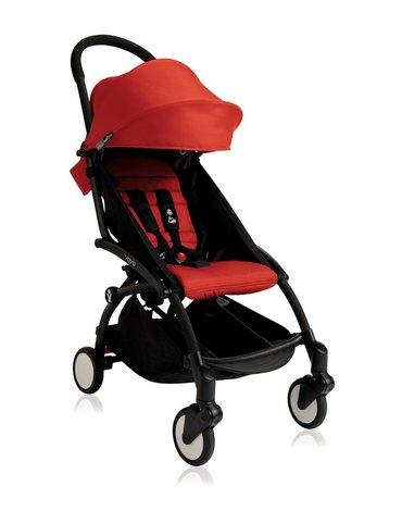 Zestaw kolorystyczny do siedziska Babyzen YOYO+ 6+ - czerwony