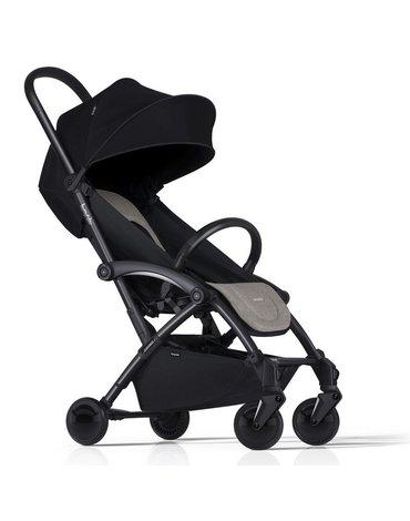 Wózek spacerowy Bumprider Connect 2 stelaż czarny/siedzisko khaki