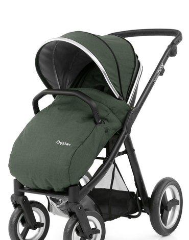 Zestaw kolorystyczny siedziska do wózka Oyster Max-zielony-Olive Green