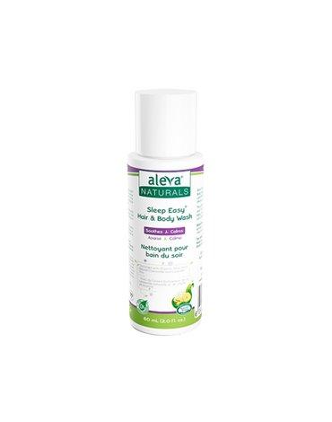 Aleva Naturals - Aleva Sleep Easy Żel do Mycia Ciała 60ml