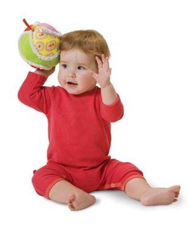 Taf Toys - Piłeczka  - kolorowy dzwoneczek (dwa rodzaje)