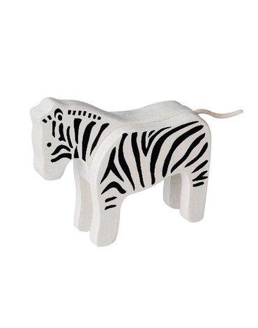 EverEarth - Zebra drewniana figurka bambusowa
