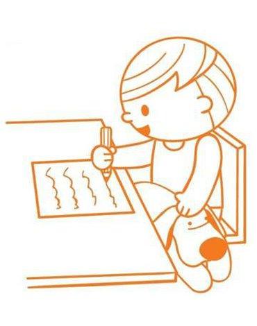 K's Kids Training2s - Uspokajająca nakładka na uda - mała