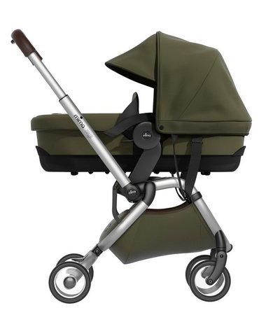 Mima Zigi - Bo - Ovi - Gondola do wózka mima Zigi - Olive Green