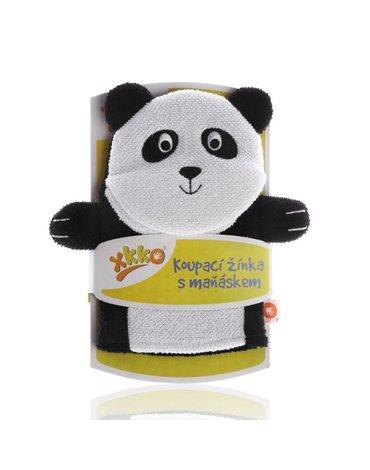 XKKO Pacynka kąpielowa (BA) - Panda